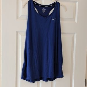 Nike Women's Dri-Fit Althletic Tank Top, Size 3X